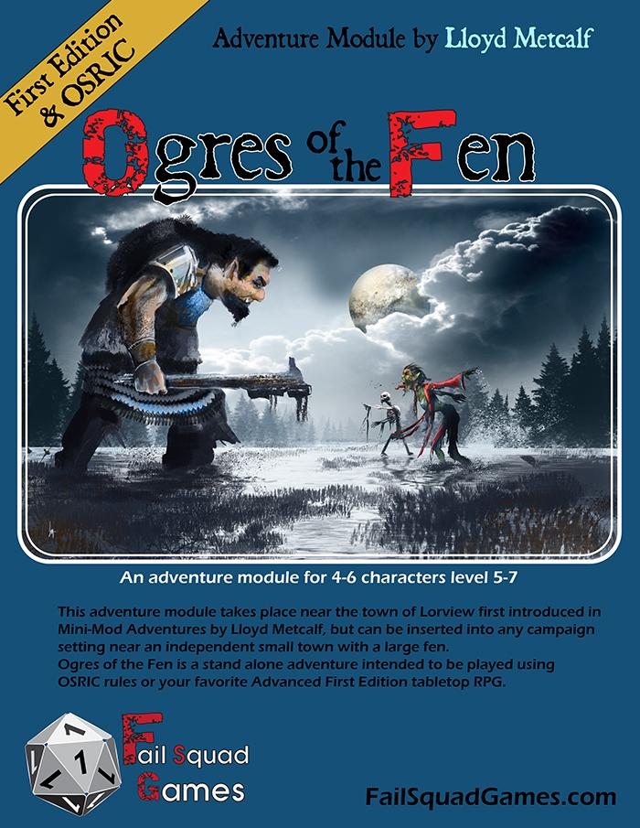 Ogres of the Fen