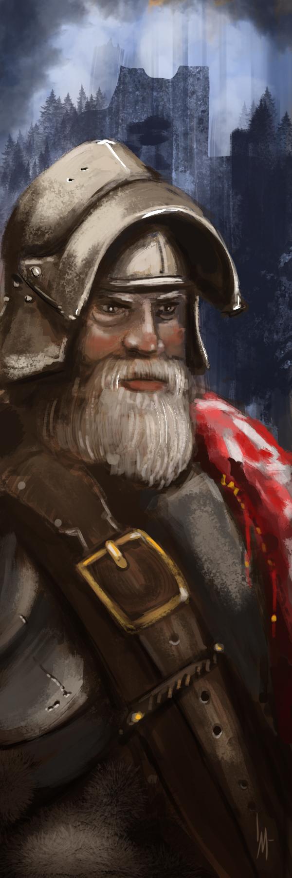 Tregon Firmstone level 3 dwarf